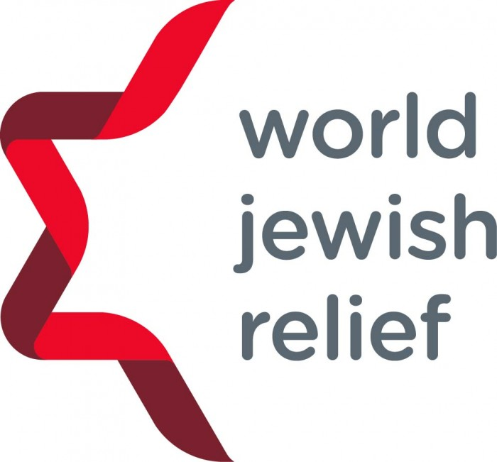 WorldJewishRelief Logo colour