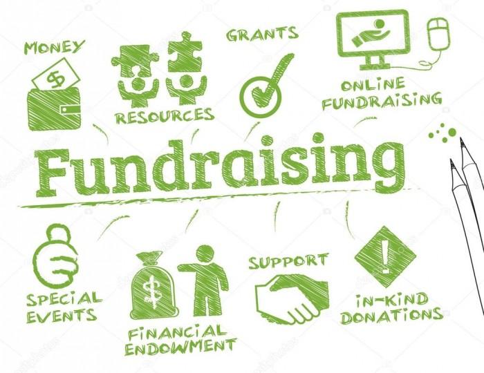 depositphotos 84492780 stock illustration fundraising chart